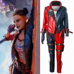 Harley Quinn Cosplay Suit Suicide Squad:Kill the Justice League