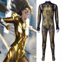 Wonder Woman 1984 Movie Cosplay Costume Women Kids