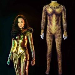 Wonder Woman 1984 Princess Diana Prince Zentai Suit