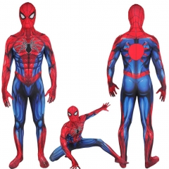 All New All Different Marvel Spiderman Cosplay Costume