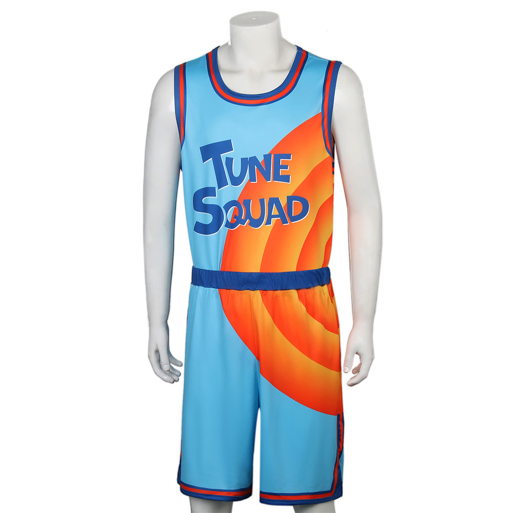 Takerlama LeBron James Basketball Jersey-Space Jam: A New Legacy