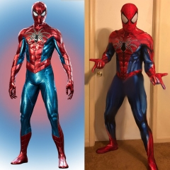 Spider-Armor MK IV Suit Spiderman Cosplay Costume