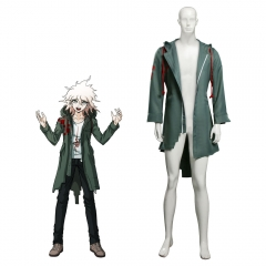 Danganronpa 2 Goodbye Despair Nagito Komaeda Coat Cosplay Costume