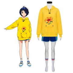 Wonder Egg Priority Ohto Ai Cosplay Costume