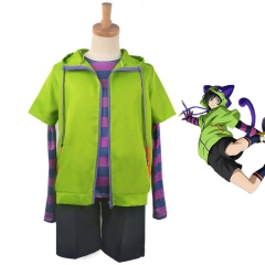 SK8 the Infinity SK∞ Miya Chinen Skater Cosplay Costume