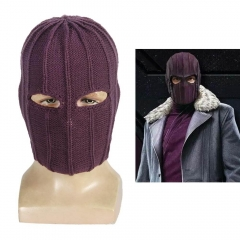 The Falcon and the Winter Soldier Baron Zemo Helmut Zemo Mask Cosplay Props