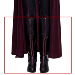 Scarlet Witch Wanda Maximoff Cosplay Boots WandaVision Accessory