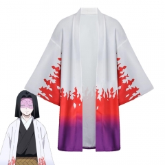 Demon Slayer Kimetsu no Yaiba Kagaya Ubuyashiki Cape Cosplay