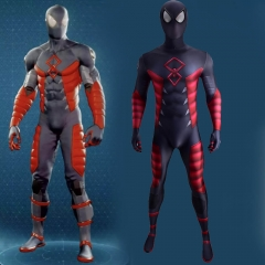 Spiderman PS4 Electro Proof Suit Cosplay Costume Adult Kids