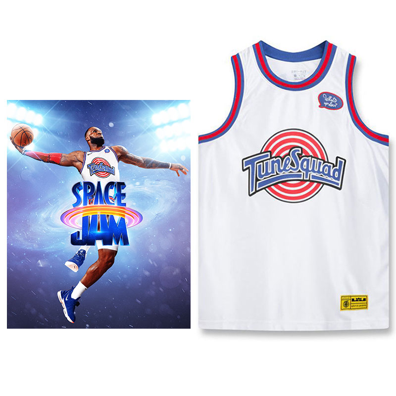 Space Jam: A New Legacy LeBron James Tune Squad Jersey