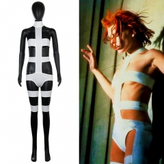 The Fifth 5th Element Leeloo Bandages Cosplay Costume