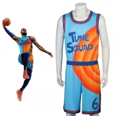 Space Jam 2: A New Legacy LeBron James Tune Squad Bugs Lola Bunny Basketball Jersey