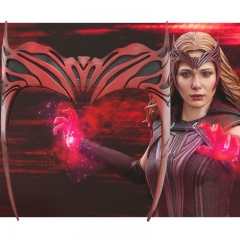 Scarlet Witch Wanda Maximoff Crown Headpiece Cosplay Props-WandaVision