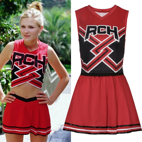 Bring It On Torrance Shipman Cheeleader Toros Team Uniform